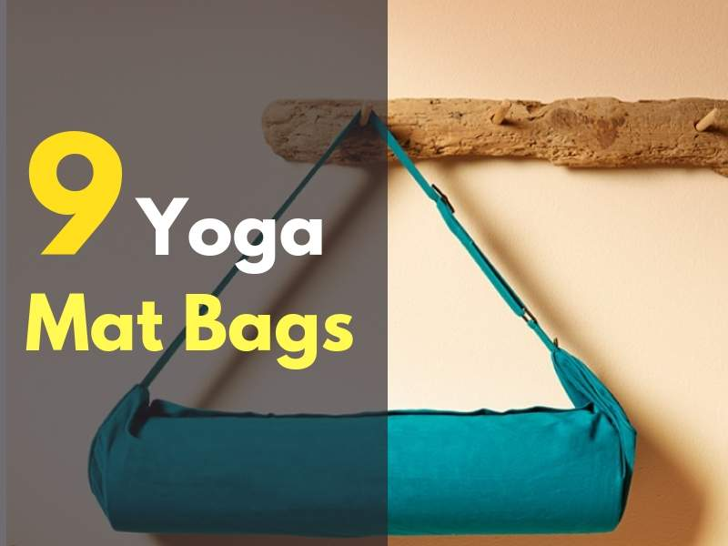 Best Yoga Mat Bags in 2018 and Which One You Should Buy b9b397d6b313c