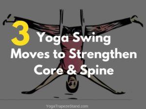 aerial yoga aka antigravity yoga  poses and benefits