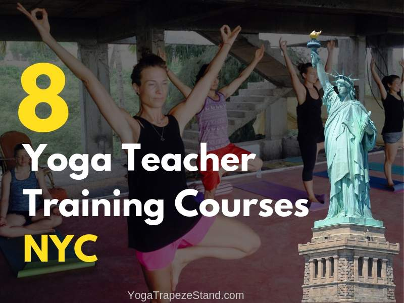 8 Best Yoga Teacher Training Courses In New York City